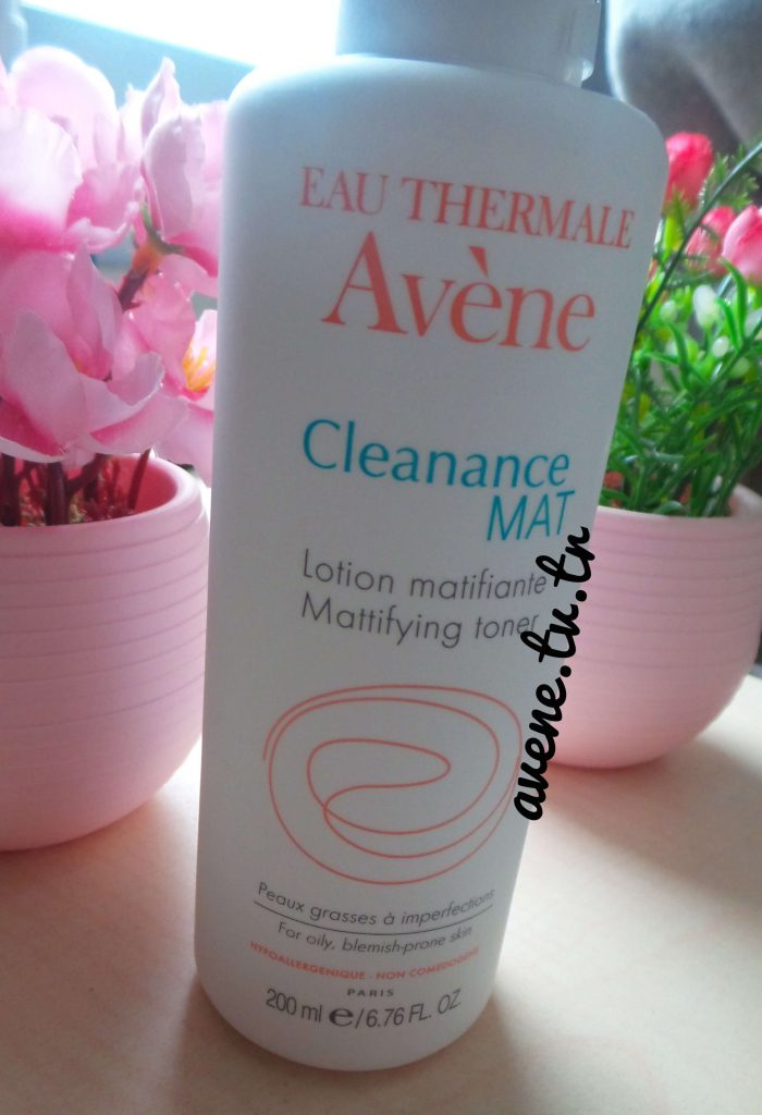 Avene Eau Thermale Cleananca Mat Lotion Matifiante